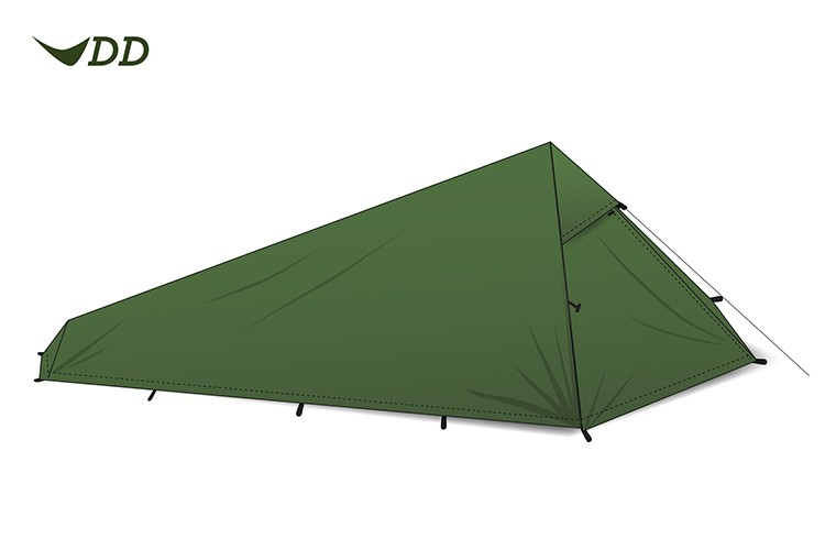 Abri DD Hammocks SuperLight Pathfinder Tent