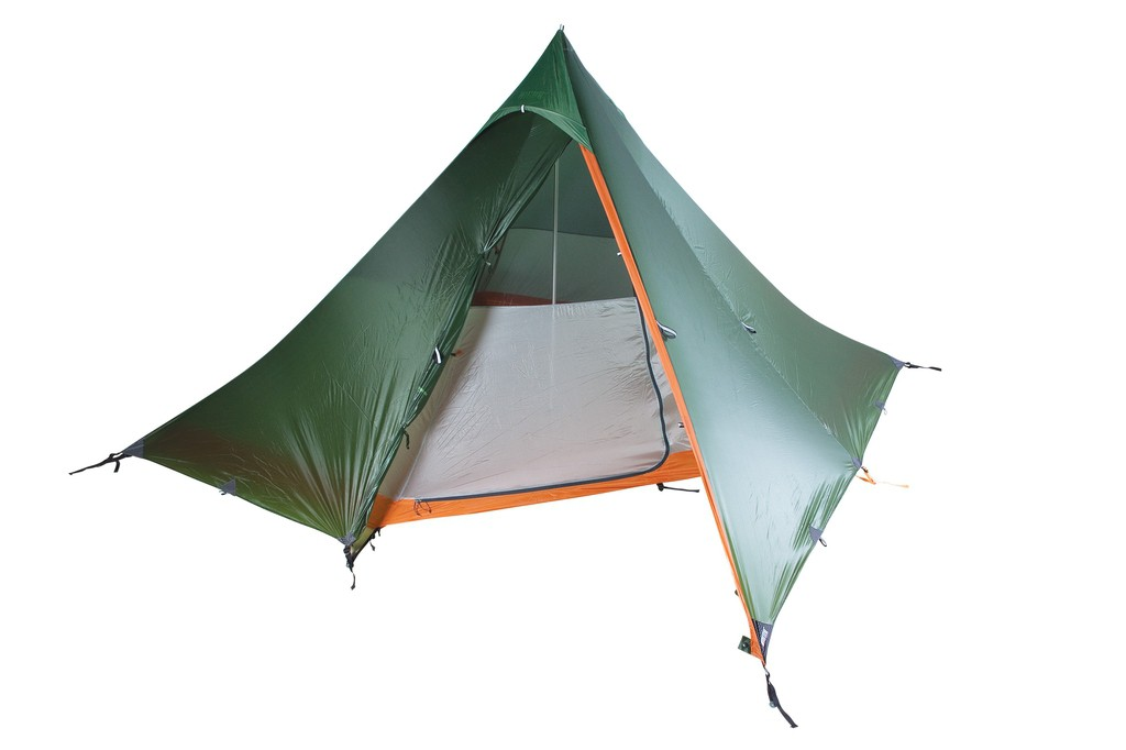 Tipi WickiUp 4 set with full size room