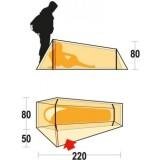 Dimensions Ferrino Lightent 1