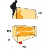 Dimensions Ferrino Lightent 2