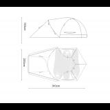 Dimensions Abside Samaya Equipment Samaya2.5 Vestibule