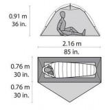 Dimensions Msr Hubba NX