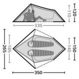 Dimensions Eureka Spitfire Duo XT
