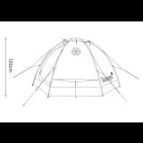 Dimensions Tente alpinisme Samaya Equipment Samaya2.5