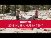 MSR Hubba Hubba™ NX Tent Setup