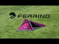 FERRINO SINTESI 1 Tent Assembly Instructions