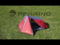 FERRINO LIGHTENT 3 Tent Assembly Instructions