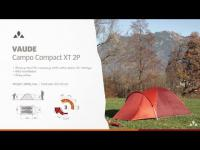 Instruction Manual VAUDE Campo Compact XT 2P | VAUDE