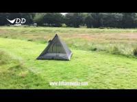 DD SuperLight - Pyramid Mesh Tent