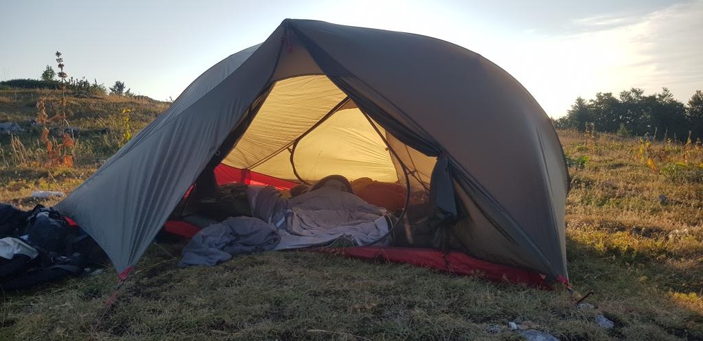 Tente ultralégère Carbon Reflex 3