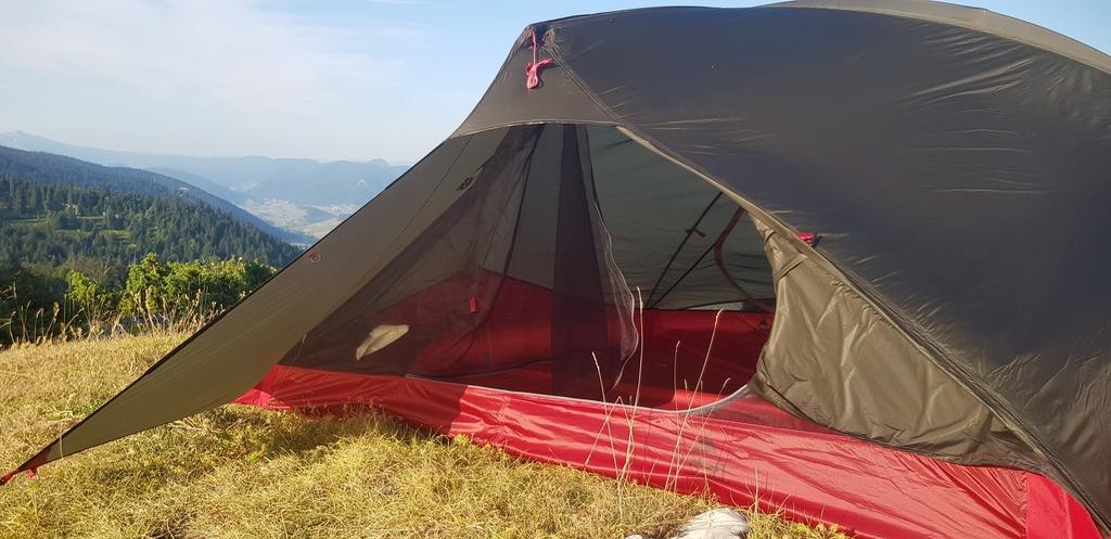 Tente Carbon Reflex 3