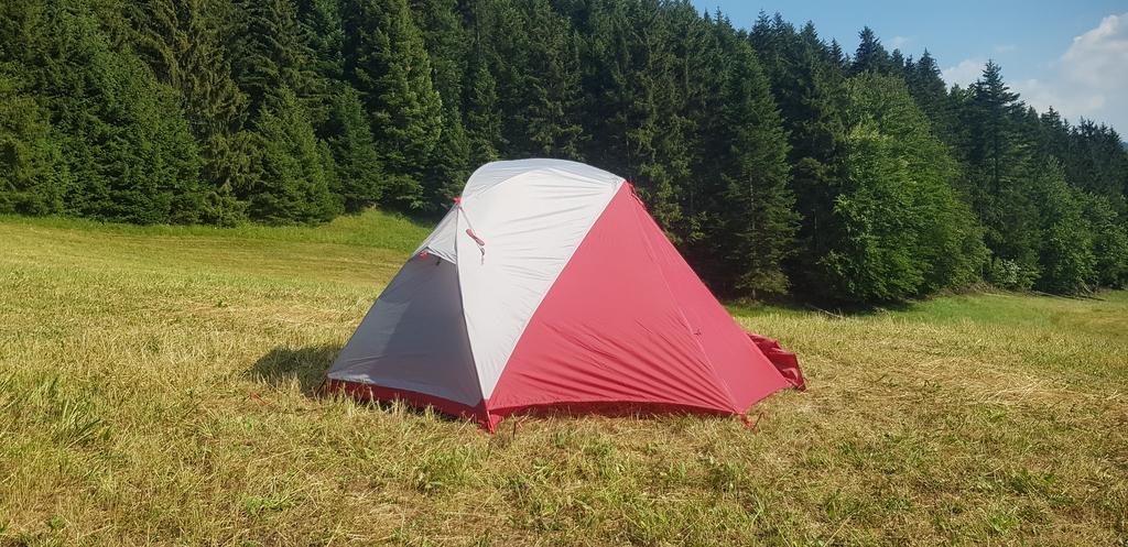 Elixir : tente 3 saisons, autoportante avec double-toit